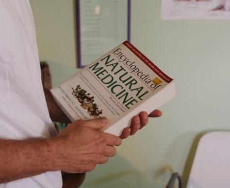 Kniha masáže